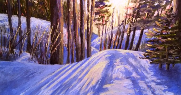 For the Love of Art – The Season of Long Shadows and Silence